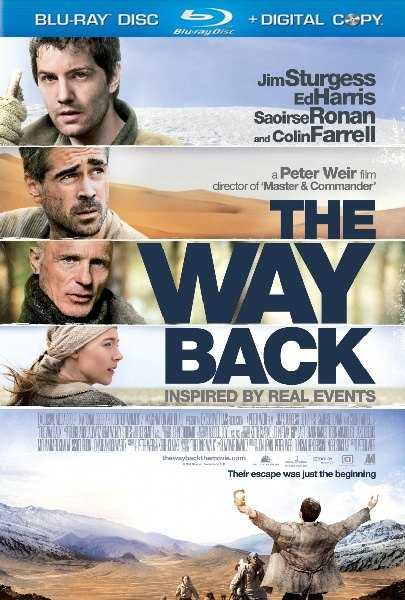 Путь домой / The Way Back (2010) BDRip / 720p + DVD5 + HDRip