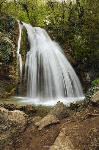 Водопад Джур-джур...