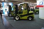 Продажа дизельных погрузчиков CLARK с отапливаемой кабиной