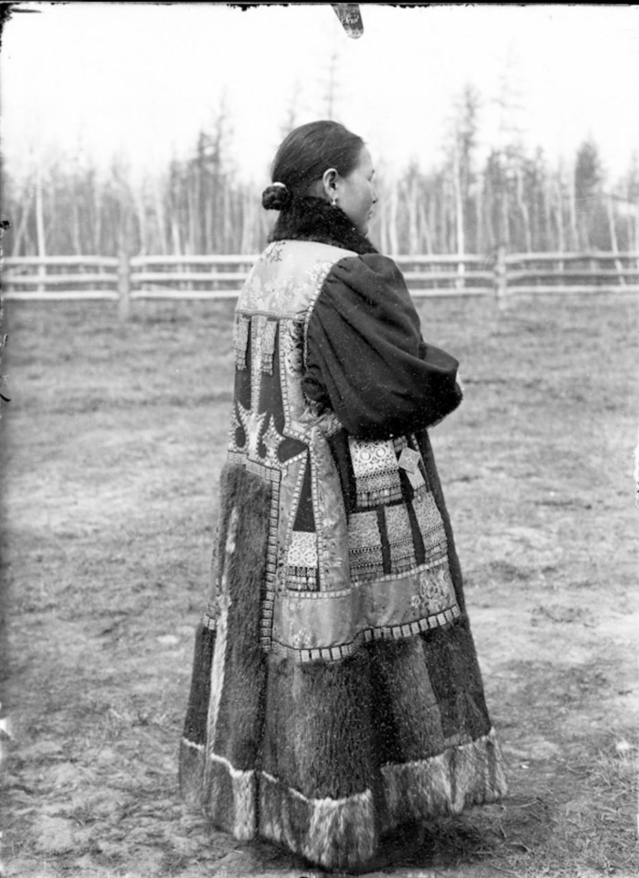 Якутка, Сибирь,1902