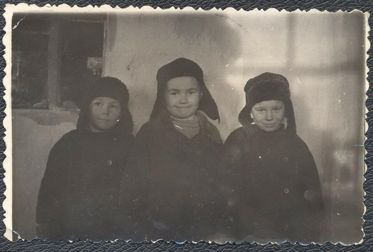 Северный Казахстан, начало 1960-х