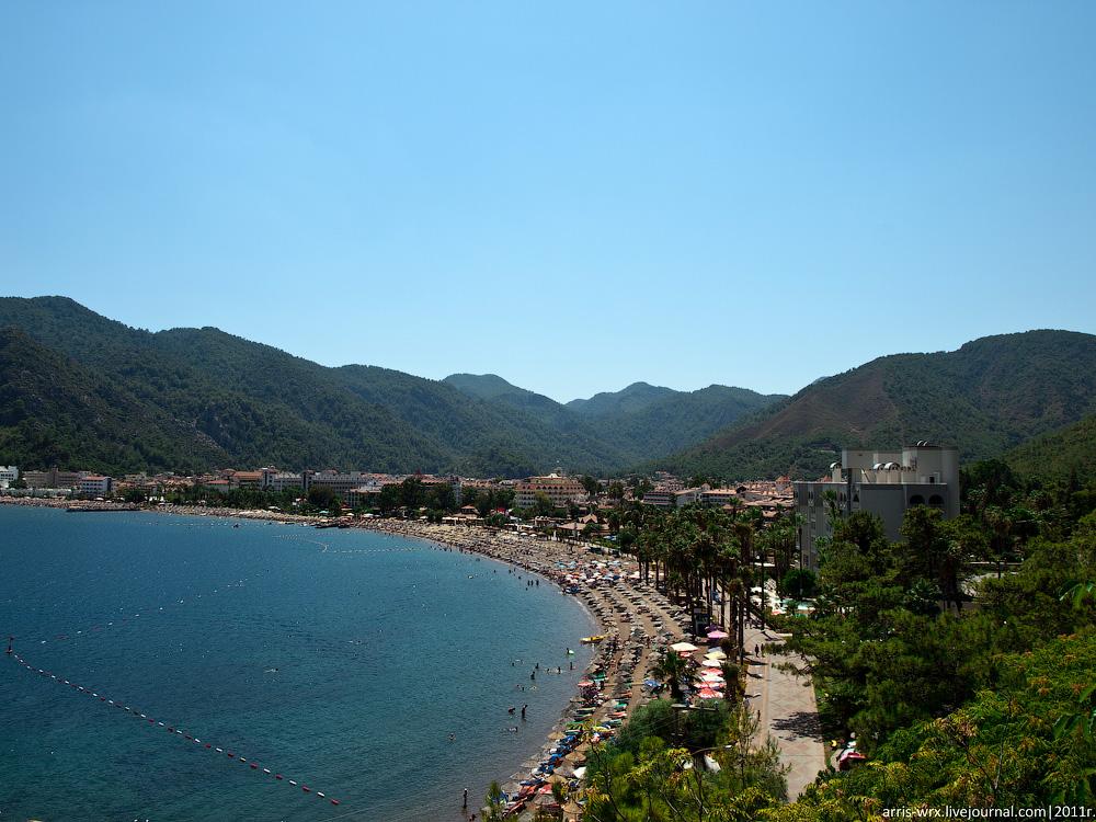 Турция, лето, эгейское море