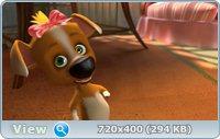 Белка и Стрелка. Озорная семейка (2011) DVD + DVDRip