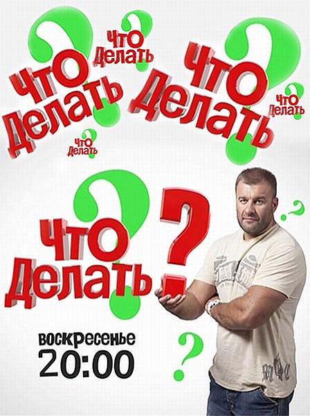 Что делать? С Михаилом Пореченковым (2011/SATRip)