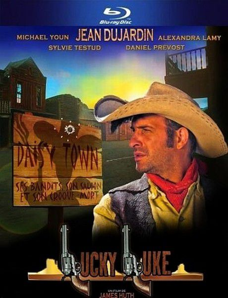 Неуловимый Люк / Lucky Luke (2009) BDRip 1080p + 720p + DVD9 + DVD5 + HDRip