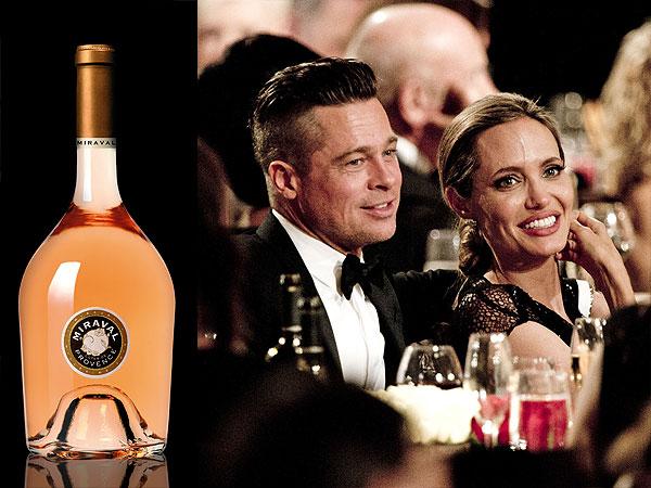 Вино Питта и Джоли может купить любой