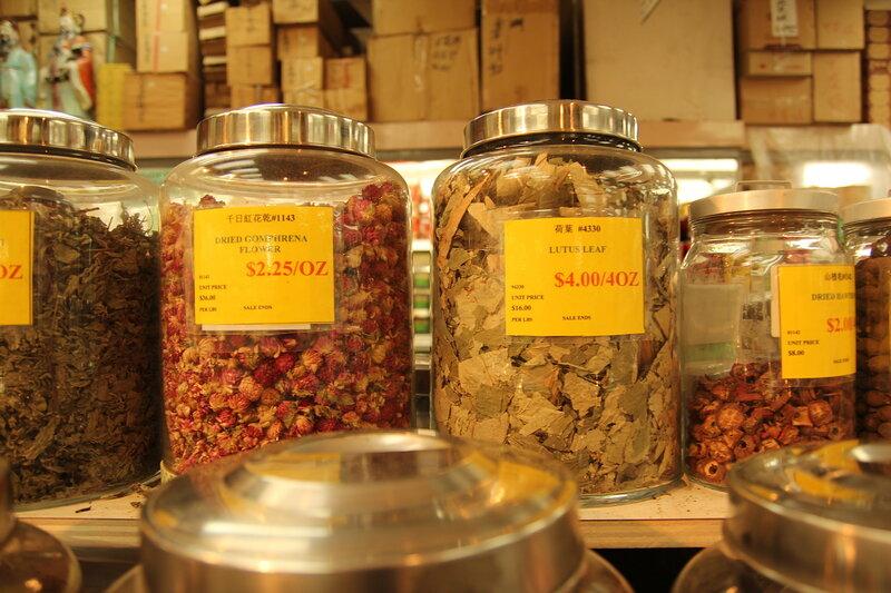США: Чайна-таун. И снова про еду. Вкусно и экзотично.