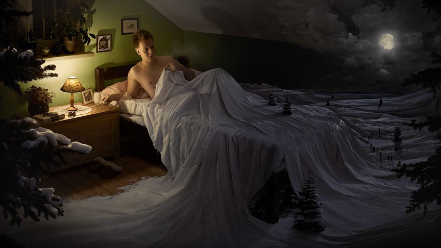 Фото манипуляции и фантастические миры Эрик Йоханссон
