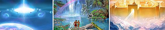 Пришельцы- создатели - творцы Рая и Ада. Это Реальность! Читать всем!