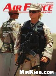 Книга Air Force Magazine №8 2013