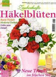 Журнал Decorative Crochet special issue Magical Häkelblüten DE324