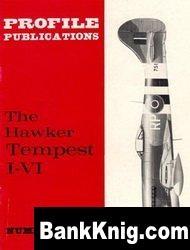 Книга Hawker Tempest I-VI [Aircraft Profile 197] pdf в rar  12,08Мб