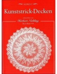 Книга Kunststrick-Decken, Herbert Niebling