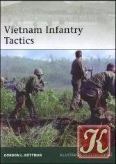Книга Vietnam Infantry Tactics (Osprey Elite 186)