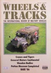 Wheels & Tracks Number 17