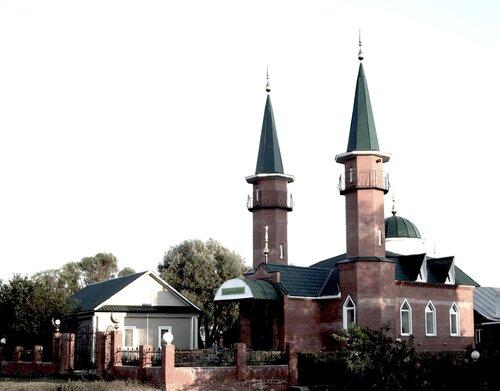 Петровская мечеть