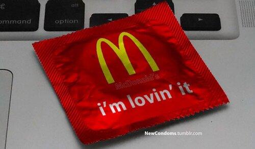 презерватив реклама с другими марками
