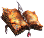 Клипарт-рукописи(книги)