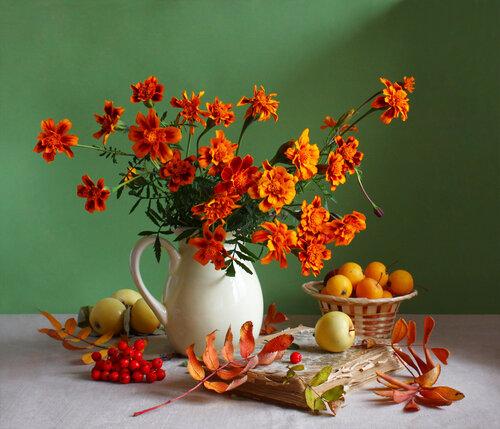 Раскраски на тему осень скачать