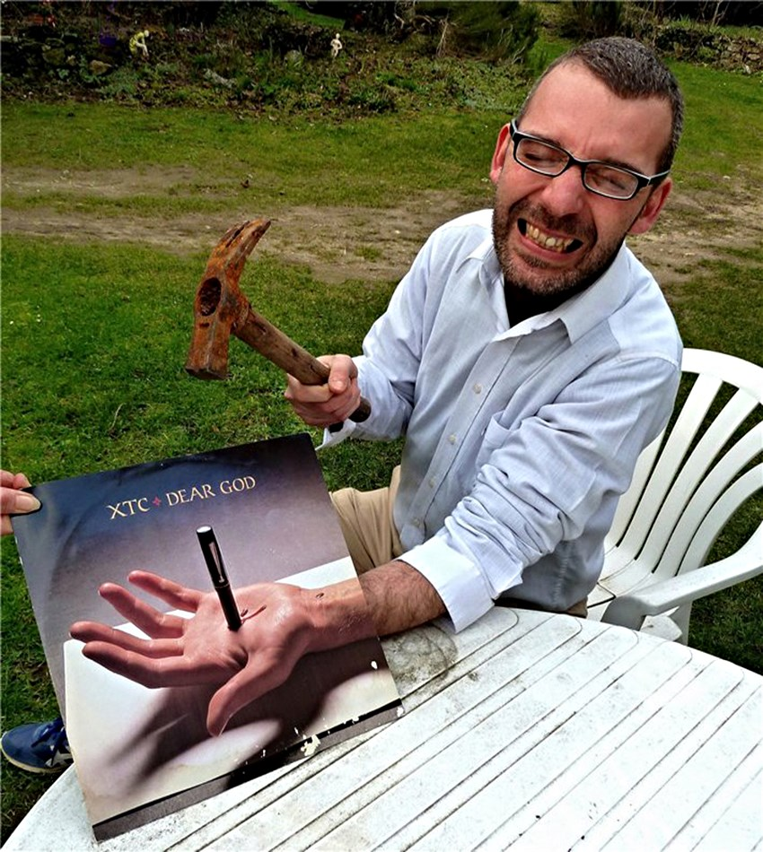 Sleeveface - Be The Vinyl_9