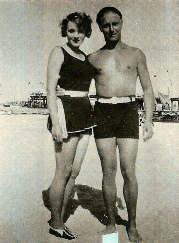 Неизвестные фото знаменитостей