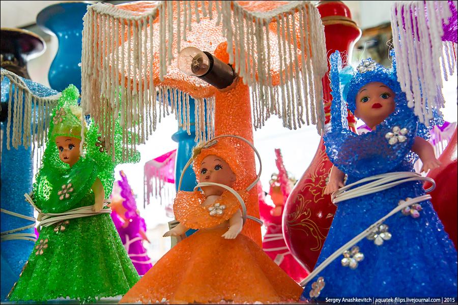 Детские игрушки в Иране