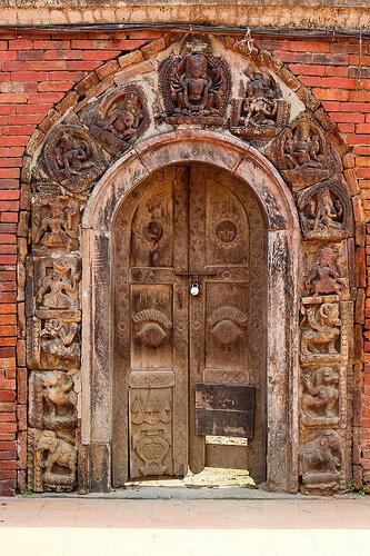 двери Непала.Nepal