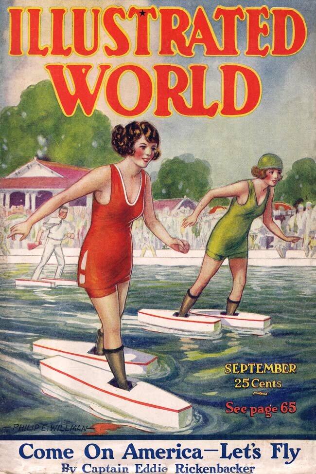 Illustrated World 1922