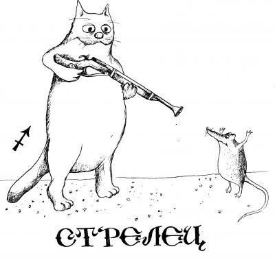 гороскоп для стрельцов