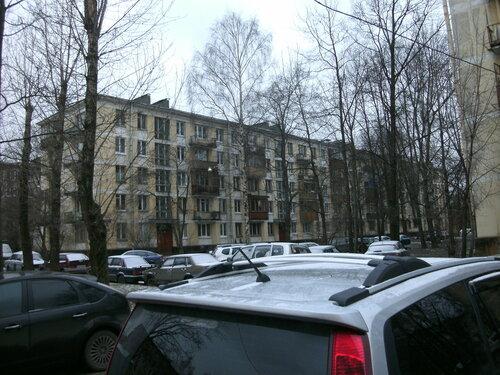 Варшавская ул. 41к3