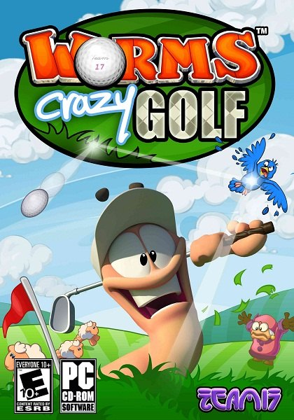 Worms Crazy Golf (2011/ENG)