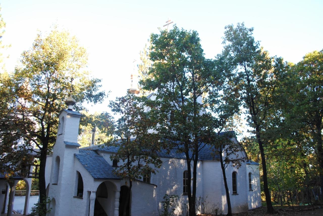 Монастырь пр. Германа Аляскинского