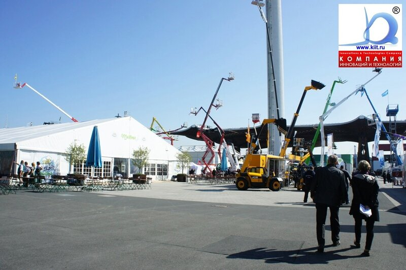 Международная выставка складской и погрузочной техники CEMAT 2011
