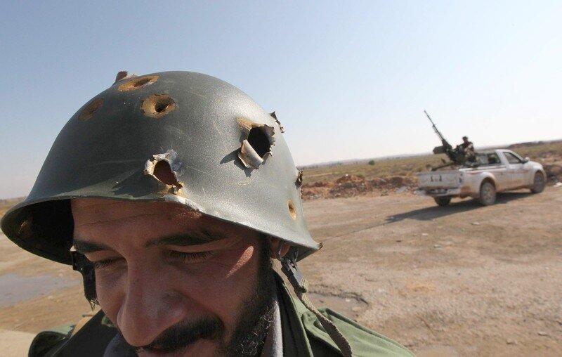 A Libya's National Transitional Council