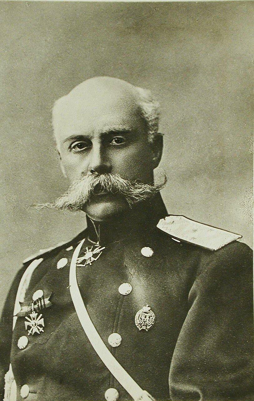30. Портрет генерал-лейтенанта А.Ф.Бринкена