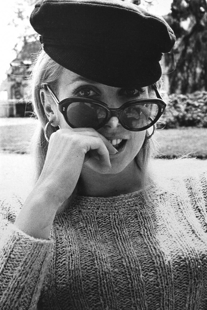1965. Катрин Денёв в Нормандии