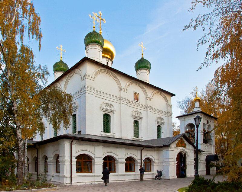 Сретенский Собор - Сретенский монастырь