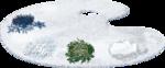 Snow paintings by Sarah Designs_4