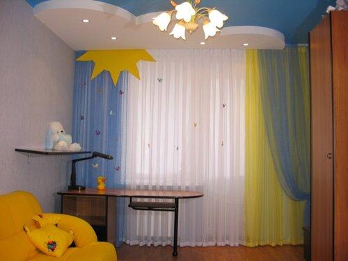 дизайн детской комнаты (52)