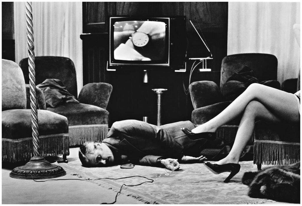 T.V. Murder, Cannes, 1975.jpg