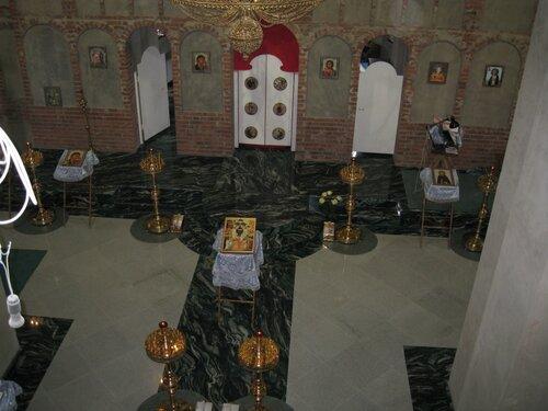 Покров в Пирогово.