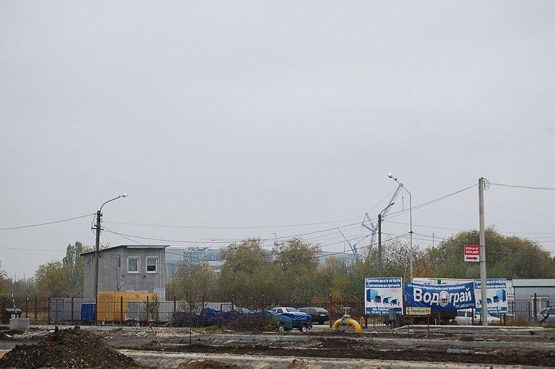 львовский новый стадион
