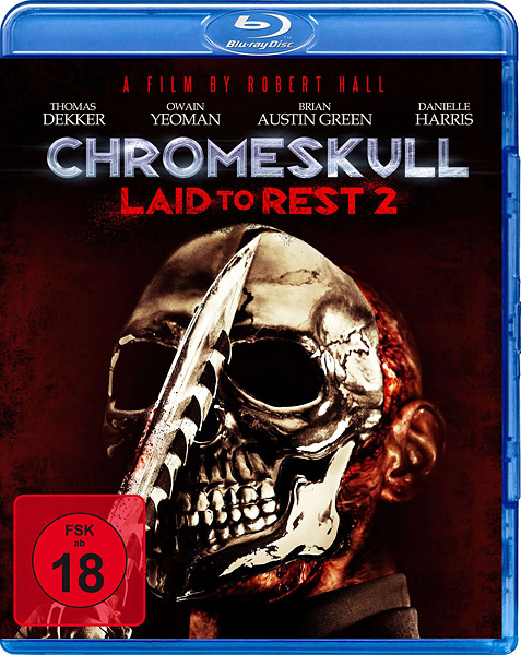 Похороненная 2 / ChromeSkull: Laid to Rest 2 (2011) HDRip