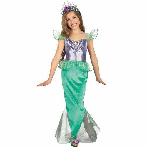 Платье русалки для девочек