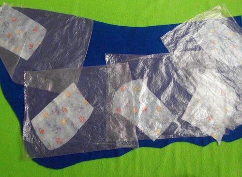 Развивающий коврик своими руками... инструкции по шитью моря