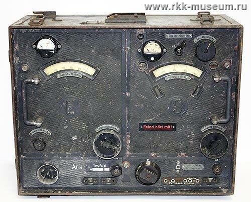 Torn.Fu.b1.  TFuG.k. и. по конструкции и параметрам (кроме диапазона рабочих частот) были КВ радиостанции.