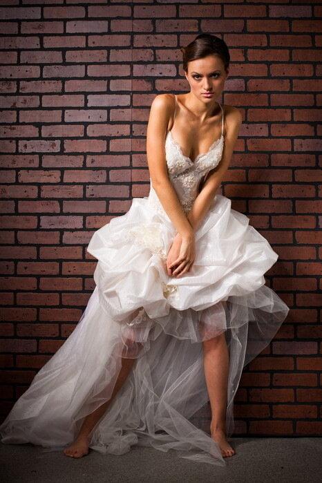Короткие свадебные платья томск 7
