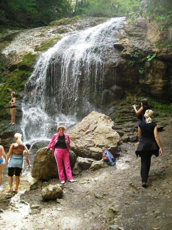 р.Руфабго, водопад Шум