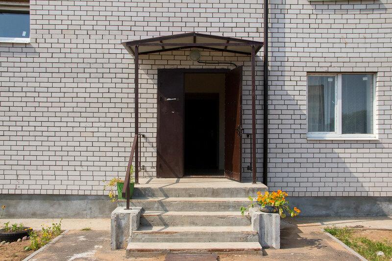 Дом под переселение