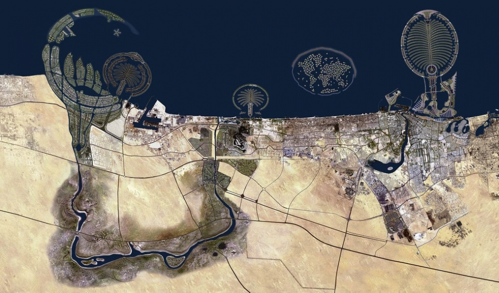 30фотографий изДубая— самого безумного города наЗемле (27 фото)